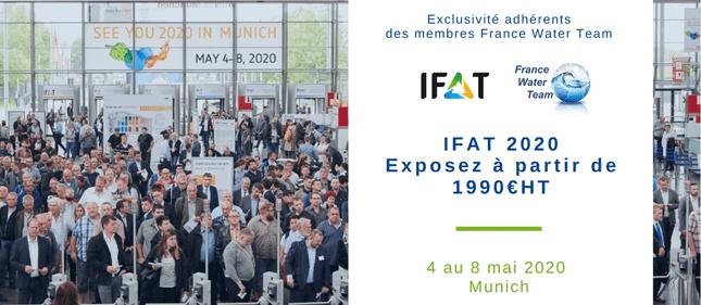 IFAT 2020 FWT