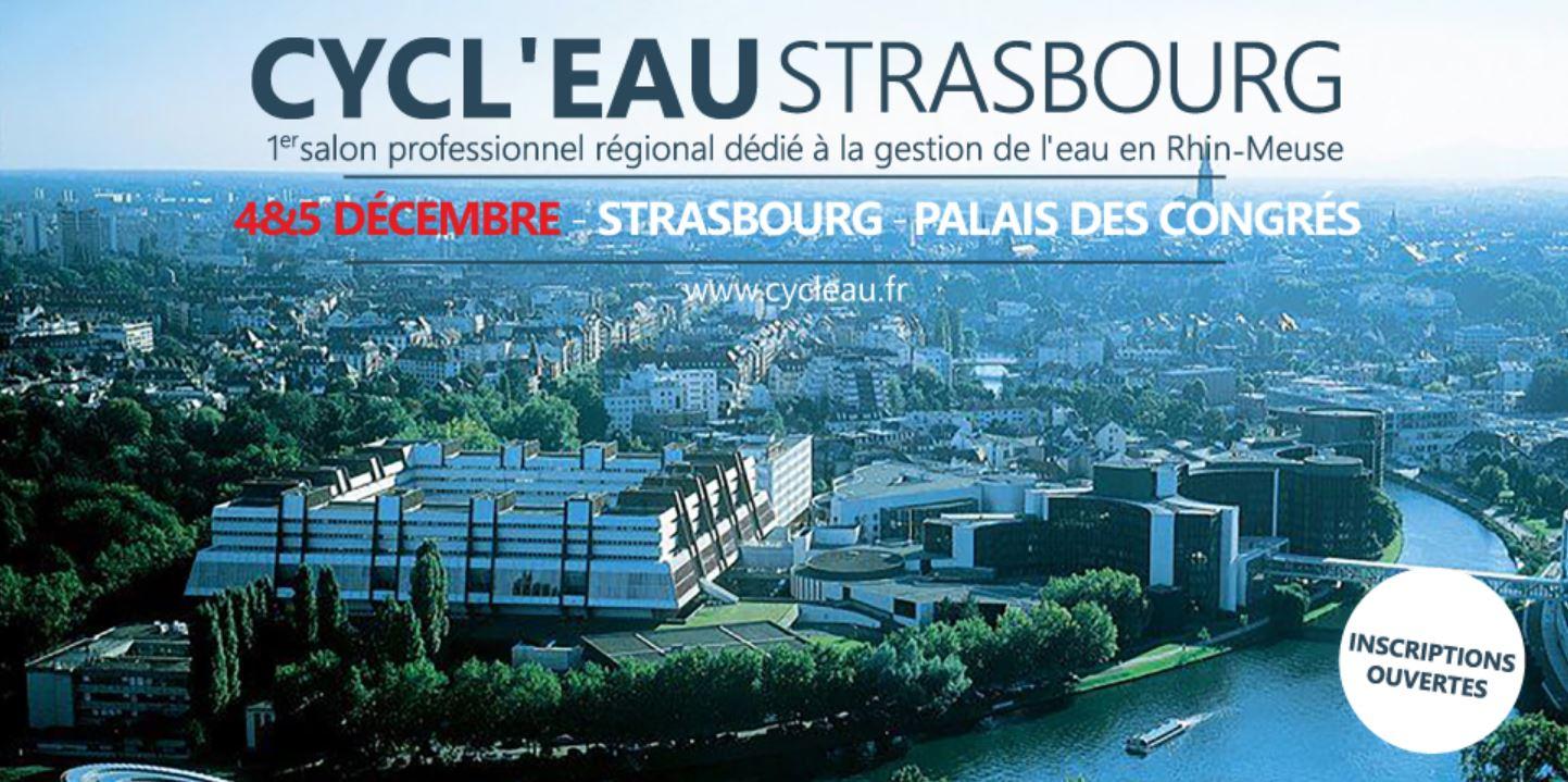 CyclEau Strasbourg