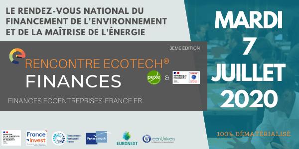 600X300 Rencontre ECOTECH® finances 2020