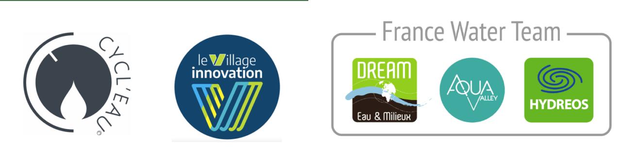 Logo Cycleau+ VI + FWT