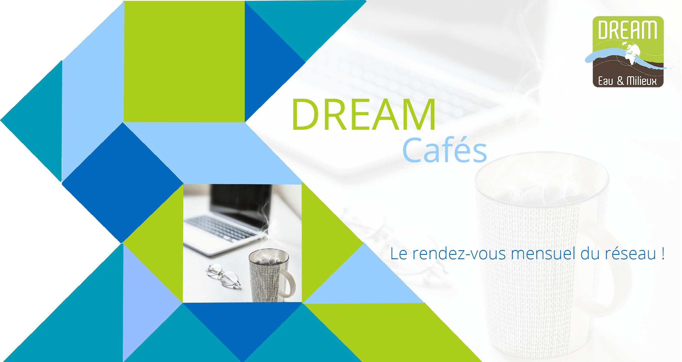 E-cafés DREAM format mailchimp